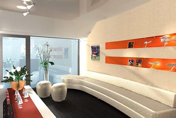 Design d'espaces – Show-room – Retail