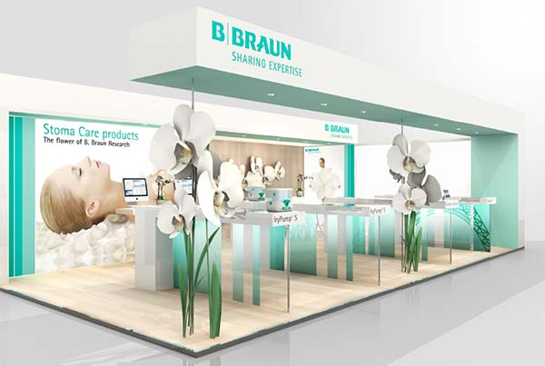 Exhibition Stand Medical : Custom exhibition stands events clamens design