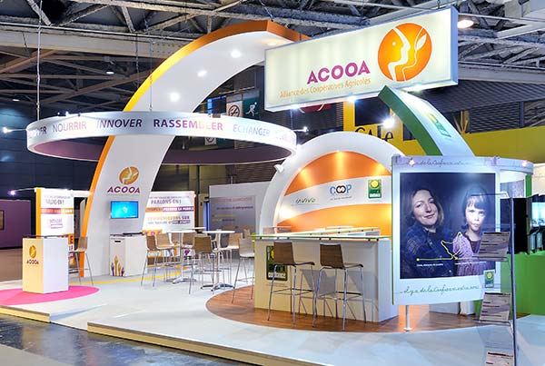 Stand Agriculture – Commerce – Alimentaire