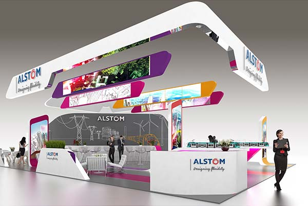 Industry – Construction Stand
